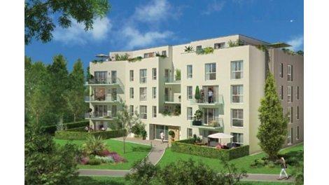 Appartement neuf Mont-Saint-Aignan éco-habitat à Mont-Saint-Aignan