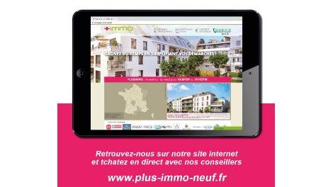 logement neuf à Rouen