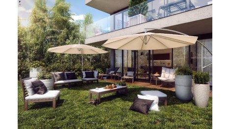 Appartements neufs Bois-Guillaume - 200m Mairie investissement loi Pinel à Bois-Guillaume