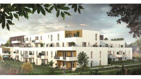 Appartement neuf Bois-Guillaume investissement loi Pinel à Bois-Guillaume
