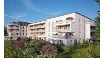 Appartements neufs Le Mesnil Esnard - Centre à Le-Mesnil-Esnard