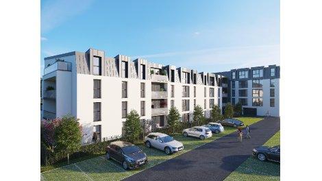 eco habitat neuf à Le-Mesnil-Esnard