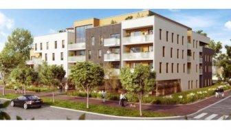 Appartements neufs Mont-Saint-Aignan - les Coquets investissement loi Pinel à Mont-Saint-Aignan