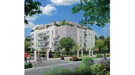 Appartement neuf Mont-Saint-Aignan investissement loi Pinel à Mont-Saint-Aignan
