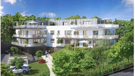 Appartement neuf Mont-Saint-Aignan - Chemin de Clères éco-habitat à Mont-Saint-Aignan