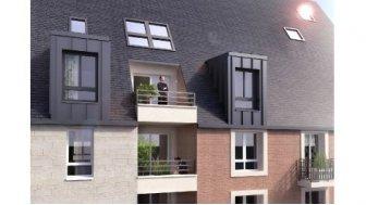 Appartements neufs Hyper-Centre Rive Droite éco-habitat à Rouen