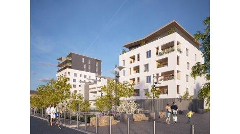 Appartement neuf Rouen - Éco Quartier Luciline à Rouen