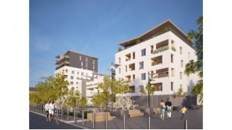 Appartements neufs Rouen - Éco Quartier Luciline investissement loi Pinel à Rouen