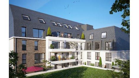 Appartement neuf Rouen - Centre éco-habitat à Rouen