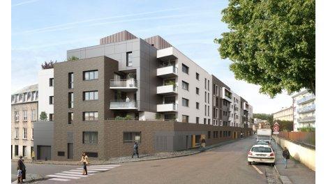 Appartements neufs Rouen Préfecture investissement loi Pinel à Rouen