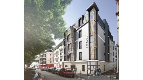 Appartement neuf Rouen - 50m du Chu à Rouen