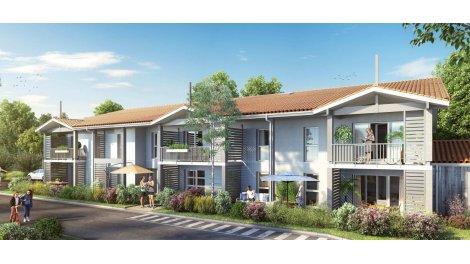 Appartement neuf Résidence à Saint Jean d'Illac éco-habitat à Saint-Jean-d'Illac