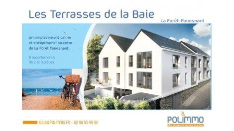 immobilier basse consommation à La Forêt-Fouesnant