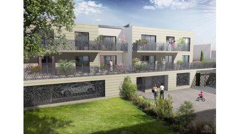 immobilier basse consommation à Quimper
