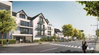 Appartements neufs La Riviéra investissement loi Pinel à Bénodet