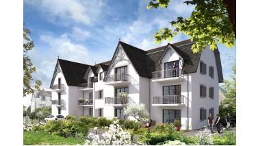 Appartement neuf Les Rives du Trez investissement loi Pinel à Bénodet