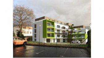 Appartements neufs Green Art investissement loi Pinel à Brest