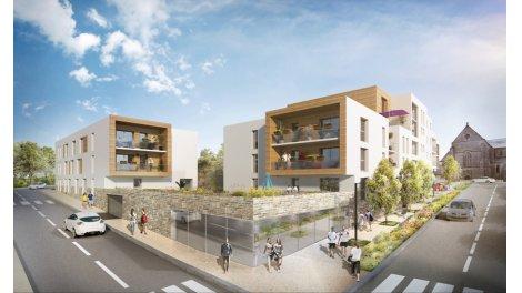 Appartement neuf Résidence Ker Maen éco-habitat à Elven