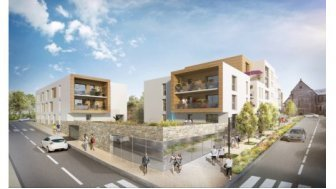 Appartements neufs Résidence Ker Maen investissement loi Pinel à Elven