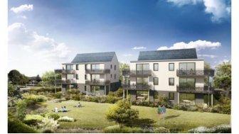 Appartements neufs Le Domaine de Ker Gwenan investissement loi Pinel à Fouesnant
