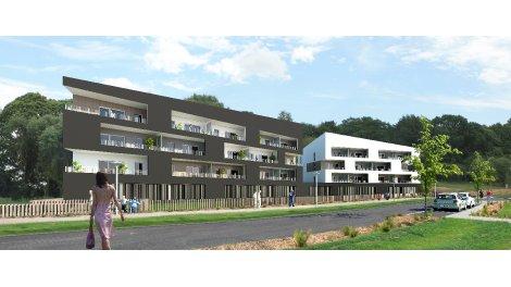 Appartement neuf La Résidence Hermine éco-habitat à Hennebont