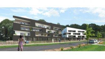 Appartements neufs La Résidence Hermine éco-habitat à Hennebont