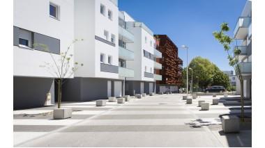Appartement neuf La Résidence le Chazelles 1 - Tranche 2 éco-habitat à Lorient
