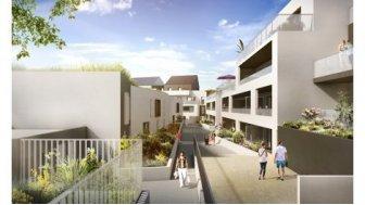 Appartements neufs Les Hauts de Feunteun investissement loi Pinel à Quimper