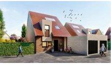 Maisons neuves Le Hameau de Cazeaux éco-habitat à La-Chapelle-d'Armentieres