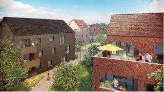 Appartements neufs Arboream éco-habitat à Wattignies