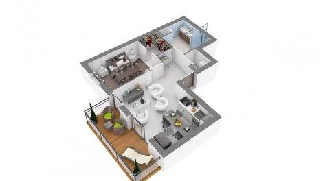 logement neuf à La Baule-Escoublac