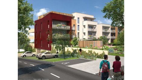 Appartements neufs L'Oree du Bois éco-habitat à La Chapelle-sur-Erdre