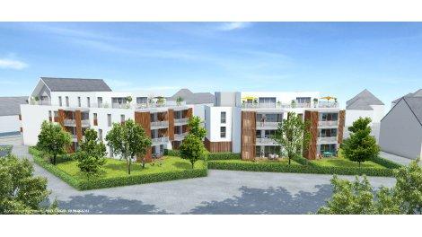 Appartements neufs Eden Roc investissement loi Pinel à Pontchateau