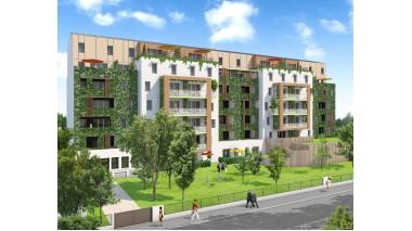 Appartement neuf Le Fontainebleau à Saint-Herblain