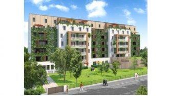 Appartements neufs Le Fontainebleau éco-habitat à Nantes