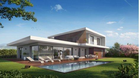 Appartements et villas neuves Villas Vesta investissement loi Pinel à Prévessin-Moens