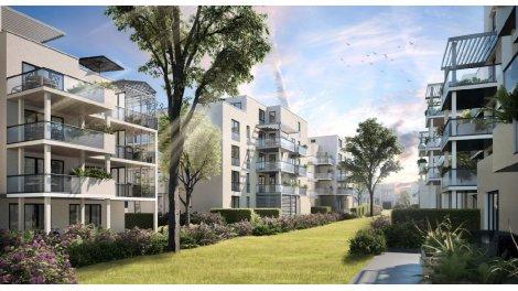 Appartement neuf Garden Park investissement loi Pinel à Ferney-Voltaire