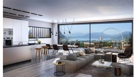 appartement neuf à Annecy-le-Vieux