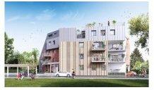 Appartements neufs Georges investissement loi Pinel à Marcq-en-Baroeul