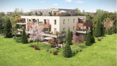 eco habitat neuf à Amiens