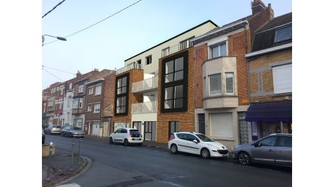 immobilier neuf à Lomme