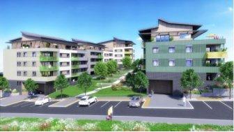 Appartements neufs La Cour des Lodges à Saint-Julien-en-Genevois