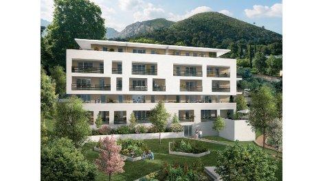 Appartement neuf Opéra Nature à Marseille 9ème