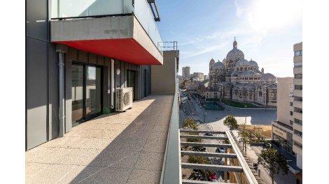 Appartement neuf Le Murano à Marseille 2ème