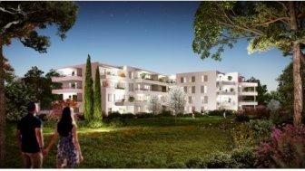 Appartements neufs Les Balcons du Baou investissement loi Pinel à Marseille 9ème