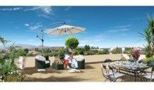 Appartements et villas neuves Les Jardins d'Olerys investissement loi Pinel à Marseille 12ème