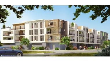 eco habitat neuf à Aytre
