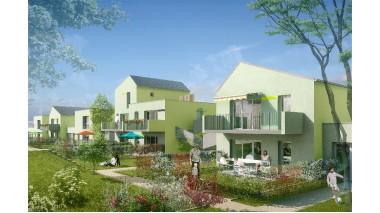 Appartement neuf Horizon Nature à Besançon