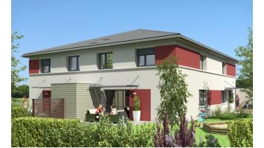 Appartement neuf Liberty des Trois Frontières investissement loi Pinel à Blotzheim