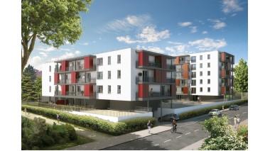 Appartement neuf Résidence Azureo éco-habitat à Le Mée-sur-Seine
